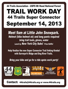 Sept 14 Work Day Poster