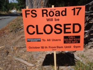 17Road Closure