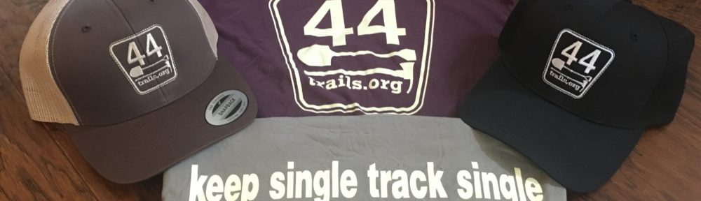 44 Trails T's and Hats